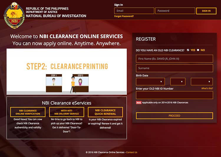 NBI Clearance Renewal: How to Renew your NBI Clearance